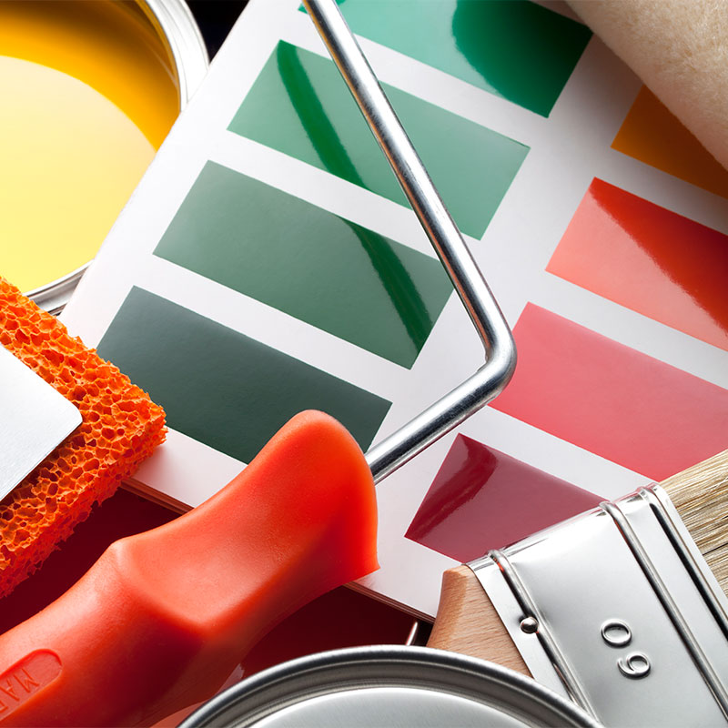 Quality Paint Products