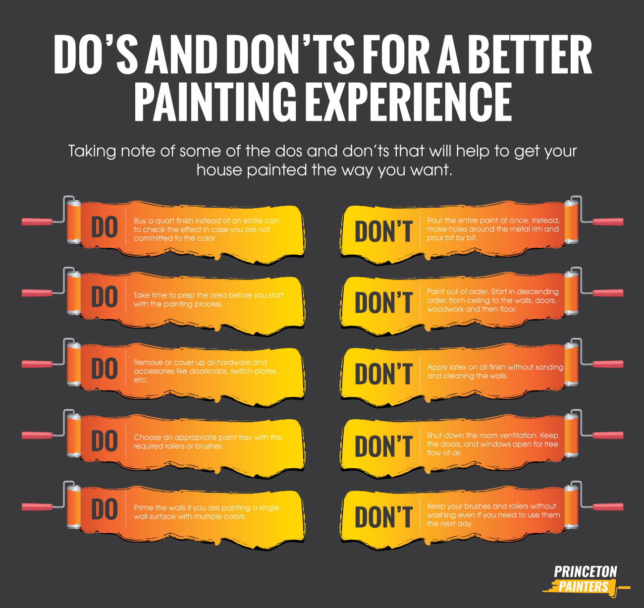 better painting experience