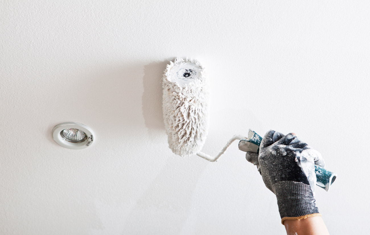 Remove Popcorn Ceiling in New Jersey